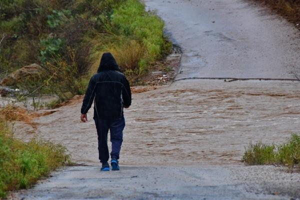 Βιβλικές καταστροφές από την σφοδρή βροχόπτωση - Στο έλεος της «Ευρυδίκης» η Σύμη και η Αργολίδα! (Photo & Video)