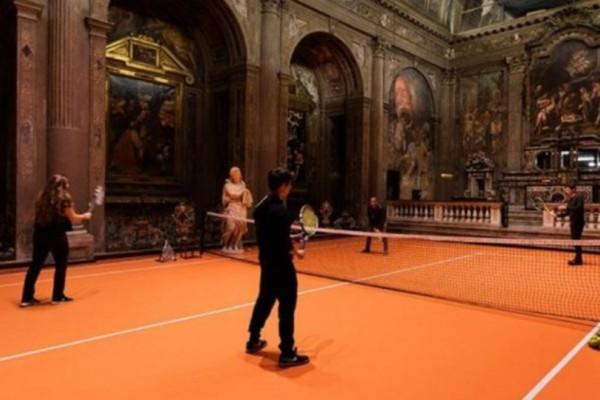 Το πιο εμβληματικό γήπεδο τένις του κόσμου! (Photos)