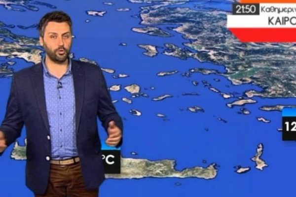 Ο Γιάννης Καλλιάνος προειδοποιεί: Έρχεται επικίνδυνη κακοκαιρία! Φόβοι για νέες πλημμύρες!
