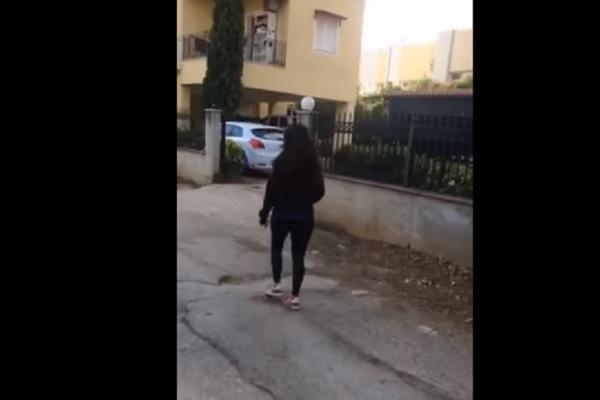 Ο έντονος εκνευρισμός της Βίκυς Σταμάτη μόλις αντίκρισε έξω από το σπίτι της δημοσιογράφους! (Video)