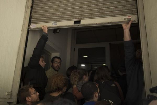 Στο υπουργείο Υγείας εισέβαλαν οι νοσοκομειακοί γιατροί! (Photo)
