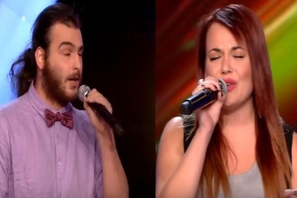 The Voice: Μάγεψε τους κριτές από το πρώτο δευτερόλεπτο, ρίχνοντας