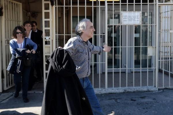 Τελείωσε η άδεια του Δημήτρη Κουφοντίνα! Επέστρεψε ή όχι στις φυλακές;
