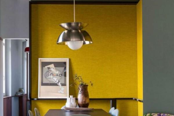 Βάλε το κίτρινο χρώμα στο σπίτι σου!