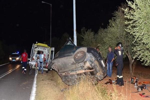 Τραγωδία: Σκοτώθηκε σε τροχαίο ο Γιάννης Αλευρής!
