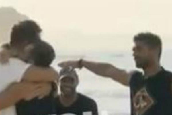 Nomads: Η στιγμή της αποχώρησης του Λευτέρη Χατζηιωάννου από το παιχνίδι! Ο συγκινητικός χαιρετισμός σε Αναδιώτη-Μαυρίδη! (video)