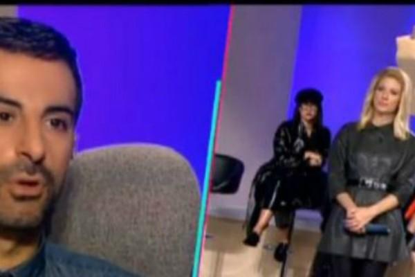 My Style Rocks: Ο εκνευρισμός της Βρισηίδας με τον Κουδουνάρη και το «καρφί»: «Ήρθα για να μου πείτε εσείς…» (video)