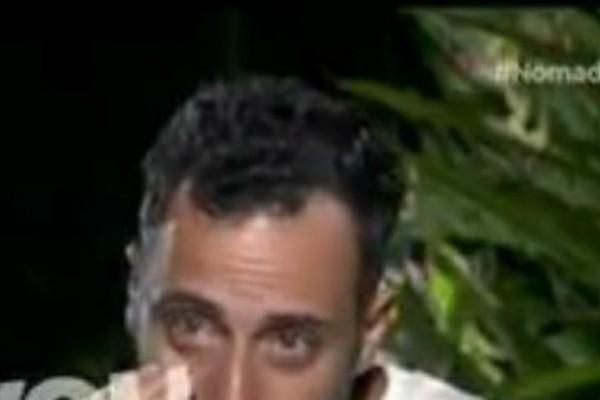 Nomads: Λύγισε ο Λευτέρης Χατζηιωάννου on camera την στιγμή της επικοινωνίας με την οικογένειά του! Το άγνωστο περιστατικό που δεν γνώριζε κανείς… (video)