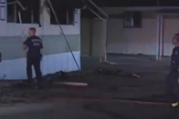 Έβαλε φωτιά στο σπίτι του στην προσπάθεια να σκοτώσει μια... αράχνη! (video)