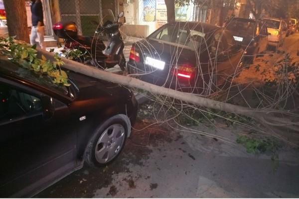 Σφοδρή βροχόπτωση και σοβαρά προβλήματα στην Κεντρική Μακεδονία! (Photo)