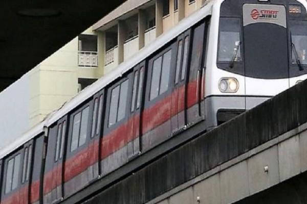 Απίστευτη σύγκρουση τρένων στη Σιγκαπούρη με 25 τραυματίες