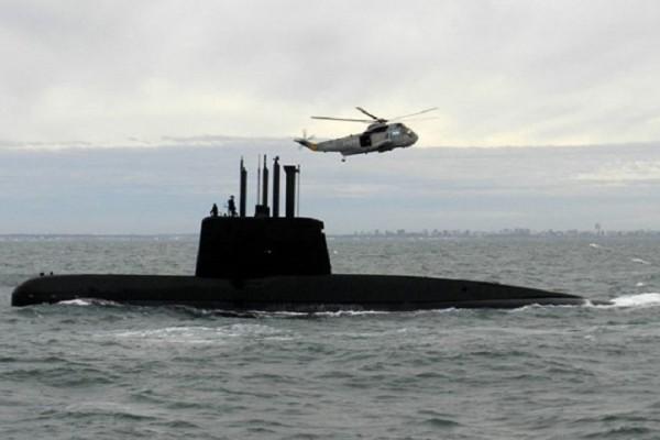 Αργεντινή: Στις 15 Νοεμβρίου το τελευταίο σήμα που εξέπεμψε το εξαφανισμένο υποβρύχιο!