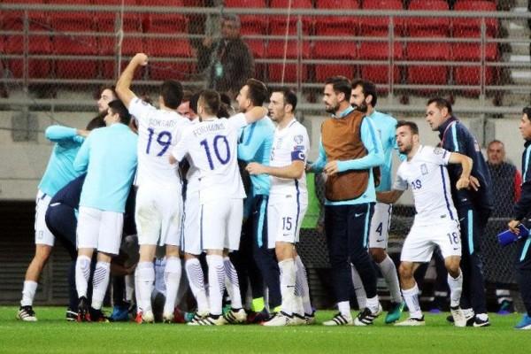 Εθνική Ελλάδος: Οι κλήσεις του Σκίμπε για τα μπαράζ με την Κροατία!
