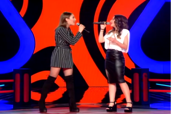 The Voice - Battles: Η πρώτη μονομαχία για την ομάδα της Παπαρίζου με την… «Μάντισσα»! Ξέσπασε σε κλάματα η παίκτρια που απορρίφθηκε! (video)