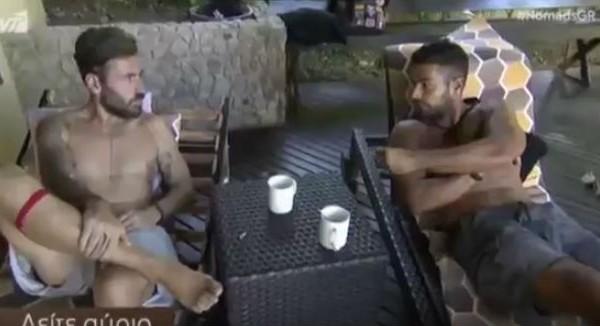 Nomads: Η απίστευτη περιγραφή του Αναδιώτη για γέροντα στο Άγιον Όρος και ο αθεϊσμός του Μαυρίδη! (Βίντεο)
