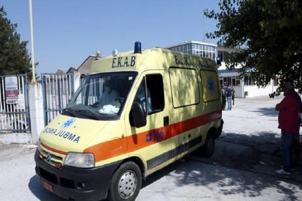 Απίστευτο περιστατικό στα Χανιά: Άνδρας τα «έτσουξε» και «βούτηξε» από τα 20 μέτρα