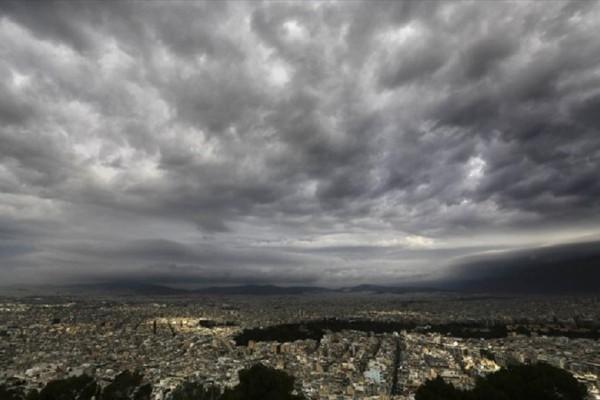 Συννεφιά και πτώση της θερμοκρασίας αναμένονται σε ολόκληρη την χώρα!