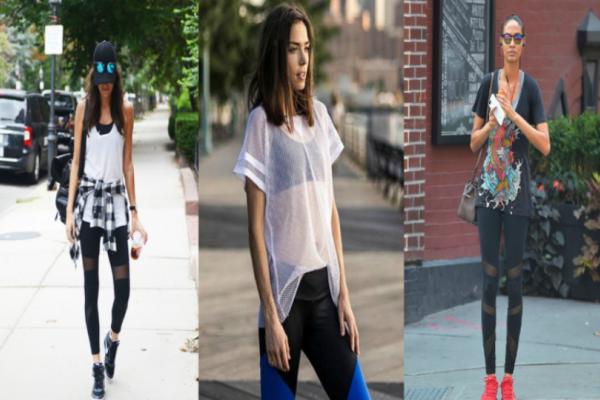 Πως να φορέσεις τα αθλητικά σου ρούχα στην καθημερινότητα σου και να είσαι σικάτη!