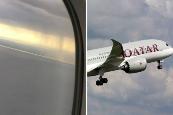 Θρίλερ στον αέρα για Έλληνες γιατρούς και δημοσιογράφους! Έπεσε σε ανεμοστρόβιλο το αεροπλάνο! (photos)