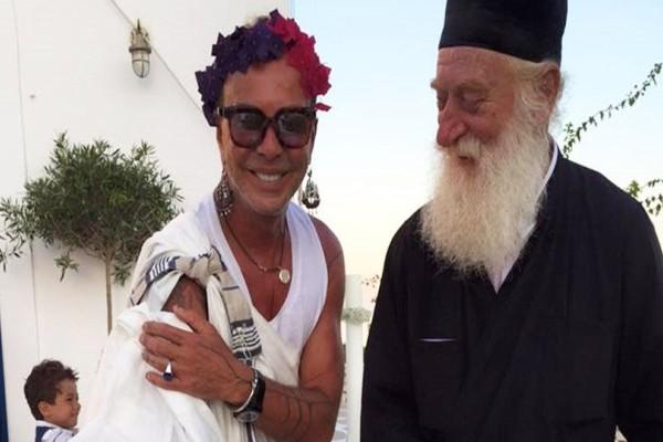 Παντρεύτηκε ο Λάκης Γαβαλάς! Η μεγάλη αποκάλυψη του ίδιου