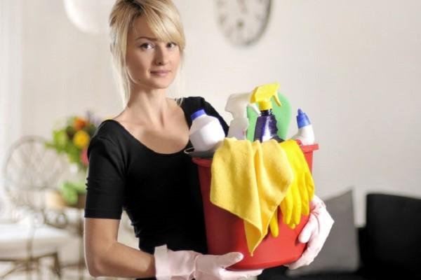 Αυτά είναι τα 4 λάθη στην καθαριότητα που αφήνουν το σπίτι βρώμικο!