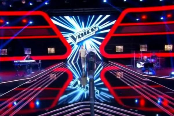 The Voice: Παίκτης του X-Factor στο show του ΣΚΑΙ! Η απίστευτη αντίδραση των κριτών! (video)
