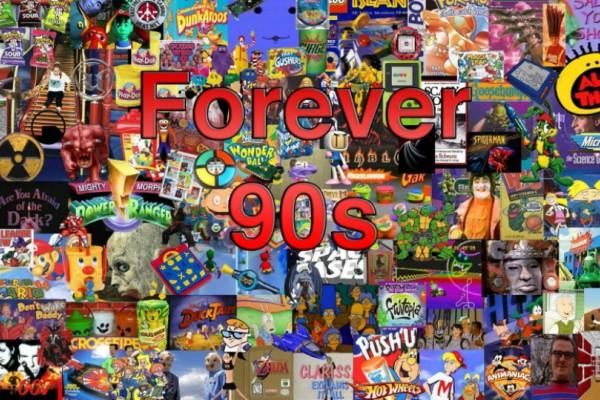 5 πράγματα που θα κάνουν τα παιδιά των 90's να νοιώσουν... γέροι!