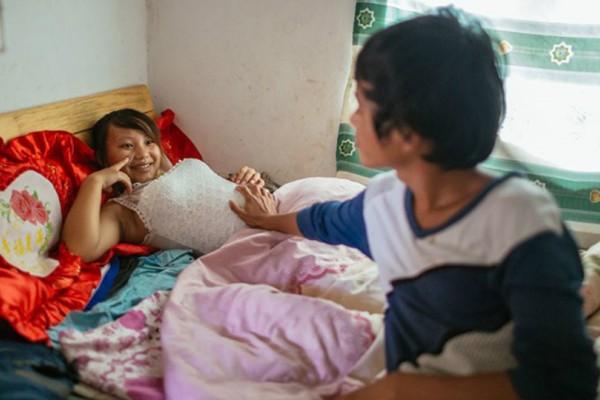 Γιατί οι Κινέζες κάνουν ένα μήνα να πλυθούν αφού γεννήσουν;