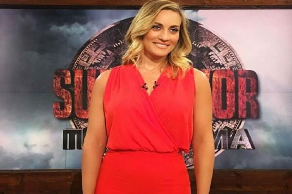 Οριστικό: Αυτό είναι το πρόσωπο που παίρνει την θέση της Ελεονώρας Μελέτη και θα παρουσιάσει το Survivor Panorama!