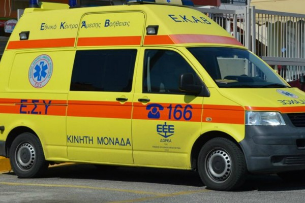 Ηράκλειο: 60χρονος ήπιε χλωρίνη για να αυτοκτονήσει αλλά το μετάνιωσε και κάλεσε... ασθενοφόρο μόνος του!