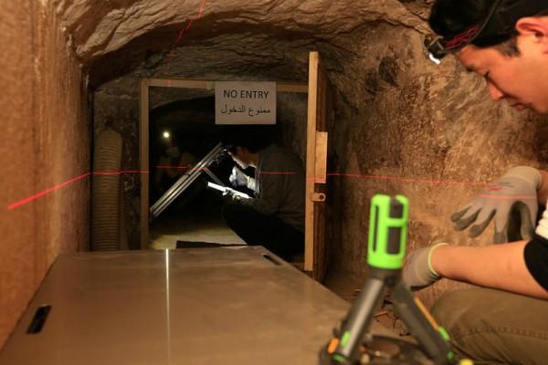Τι μπορεί να είναι τελικά η παράξενη «τρύπα» 30 μέτρων στην Πυραμίδα του Χέοπα;