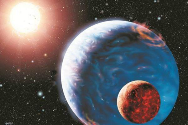 Ανακαλύφθηκε ο μεγαλύτερος εξωπλανήτης στο...μικρότερο άστρο!
