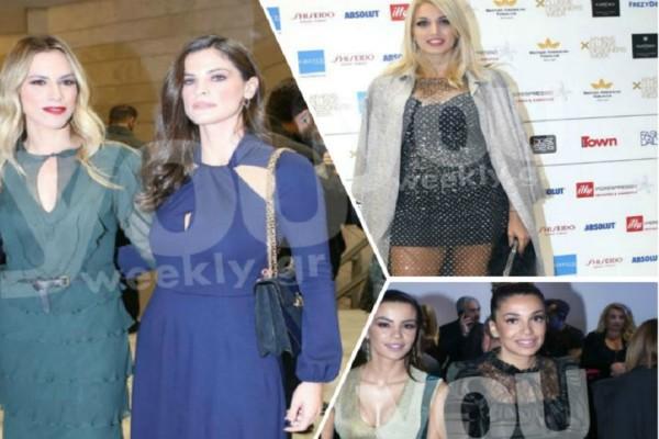 Το αδιαχώρητο στην επίδειξη μόδας των ΜΙ – RO! Ποιες celebrities πήραν το 10άρι με τα looks τους και ποια… πέρασε αλλά δεν ακούμπησε!