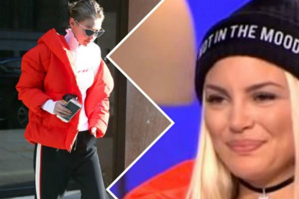My Style Rocks: Tο jacket που φόρεσε η Αλεξάνδρα Παναγιώταρου και η Gigi Hadid είναι H&M και κοστίζει μόνο…