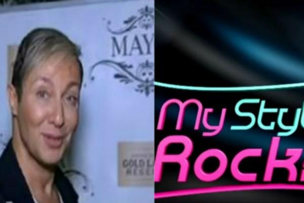 «Το My style rocks απλά…»: Ο Βασίλειος Κωστέτσος ξεφτιλίζει το ριάλιτι μόδας! (video)