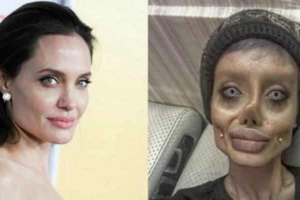 Πάμε καλά; Η γυναίκα που έκανε 50 πλαστικές επεμβάσεις για να μοιάσει στην Αντζελίνα Τζολί (Photos)