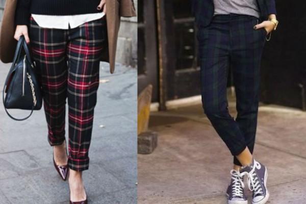 Πως να φορέσεις σωστά το Καρό παντελόνι!