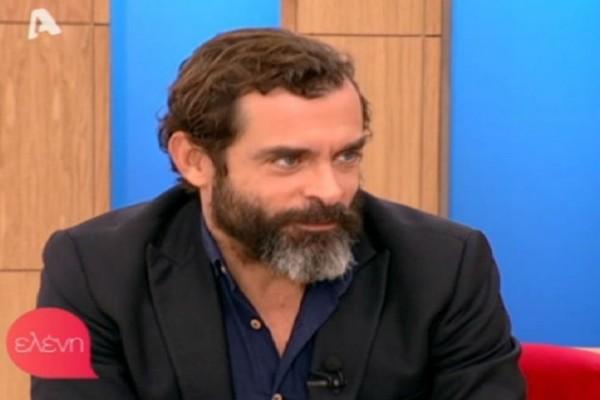 Ο Κωνσταντίνος Μαρκουλάκης απαντά πρώτη φορά για την επιστροφή του «Λόγω Τιμής»! (Video)