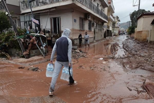 Σας αφορά: Από σήμερα ξεκινούν οι αιτήσεις για το επίδομα στους πλημμυροπαθείς