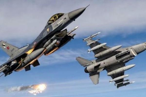 25 παραβιάσεις από τουρκικά μαχητικά στο Αιγαίο!