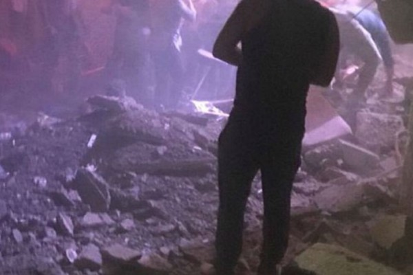 Πανικός σε κλαμπ:Δάπεδο κατέρρευσε και οι θαμώνες βρέθηκαν... στο υπόγειο!