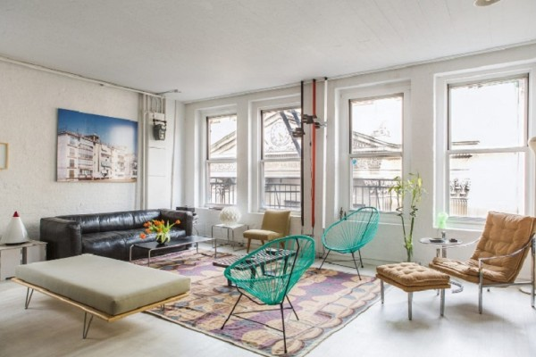 5 tips για να κάνεις το σπίτι σου να μοιάζει με παριζιάνικο λοφτ! (Photo)