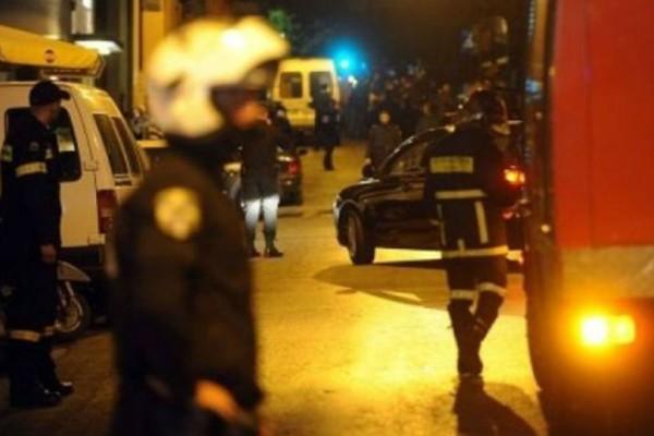 Κόρινθος: Λεωφορείο με 22 επιβάτες πήρε φωτιά εν κινήσει και κάηκε ολοσχερώς