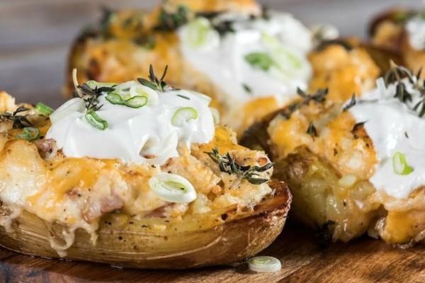 Συνταγή: Πατάτες jacket light