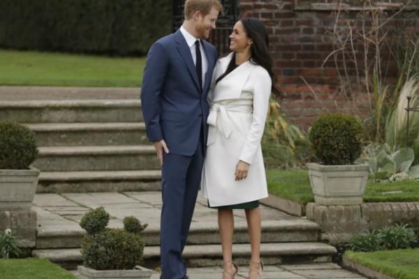 Η μια και μοναδική περίεργη ερώτηση που κάνουν όλοι οι Βρετανοί στο Twitter για τον γάμο του πρίγκιπα Χάρι (Photos)