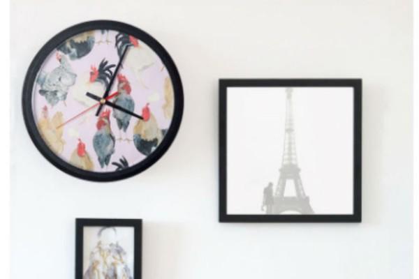 Άλλαξε το ρολόι του τοίχου σου και θα δεις μεγάλη διαφορά στον χώρο σου!