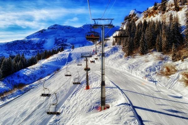 Γεμάτα στις γιορτές τα χιονοδρομικά -Περιμένουν χιόνια πριν τις 20 Δεκεμβρίου!