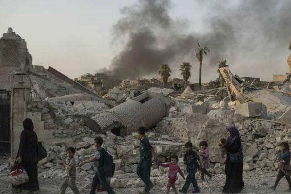 Το Ισλαμικό Κράτος ανέκτησε τον πλήρη έλεγχο της πόλης Μπουκάμαλ! Τι σημαίνει αυτό ;