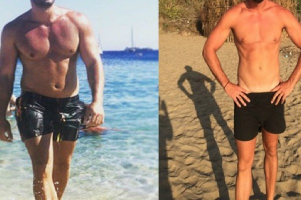 Survival Secrets: Δεν φαντάζεστε πόσα κιλά έχει χάσει ο Ηλίας Δρούλιας!