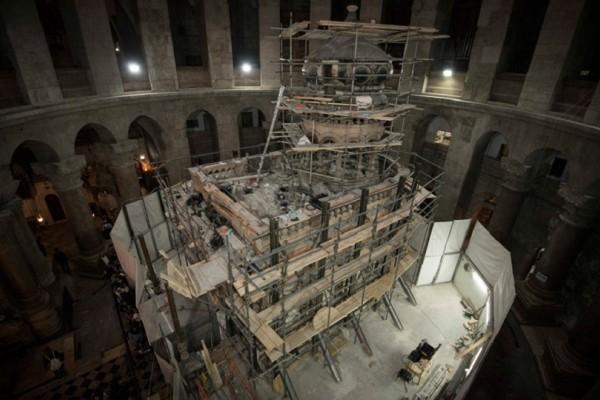 Απίστευτη ανακάλυψη από το ΕΜΠ: Κι όμως ο Τάφος του Ιησού είναι ο αυθεντικός! (Video)